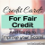 credit cards for fair credit